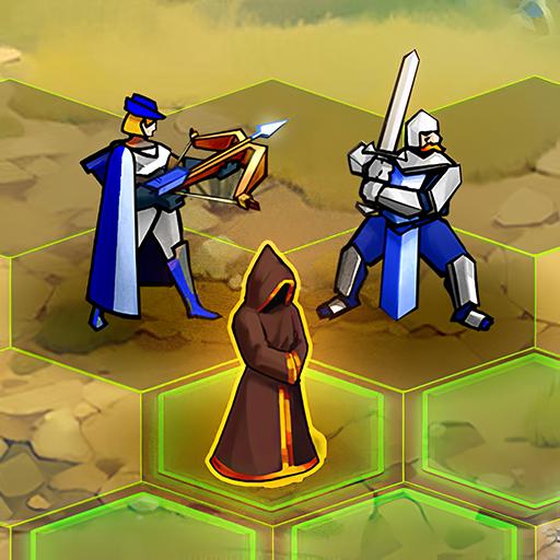 Heroes Magic War icon