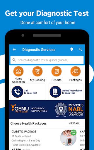 SastaSundar-Genuine Medicine, Pathology,Doctor App screenshot 2