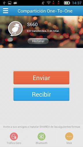 SHAREit - Transferir&Compartir screenshot 7
