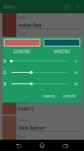 Colour Viewer screenshot 6