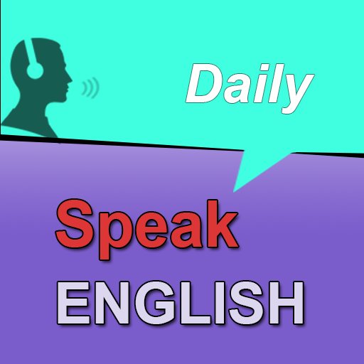 Speak English Daily أيقونة
