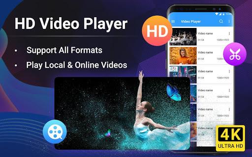Video Player Pro - Full HD & All Format & 4K Video screenshot 1