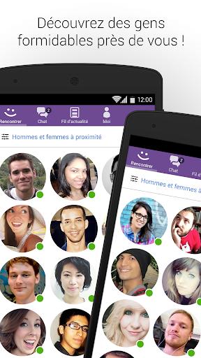 MeetMe – rencontrez de nouveaux amis en ligne ! screenshot 1