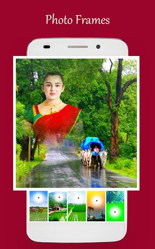 Village Photo Editor-Photo Frames 8 تصوير الشاشة