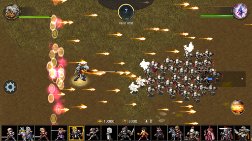 Miragine War screenshot 12