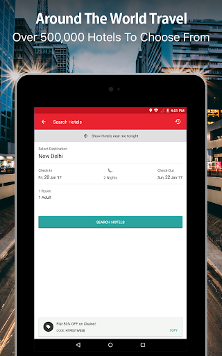 Yatra - Flights, Hotels, Bus, Trains & Cabs 11 تصوير الشاشة