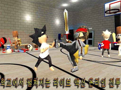 혼돈의 학교 - 온라인 게임 screenshot 1