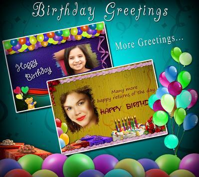 Birthday Greetings screenshot 10