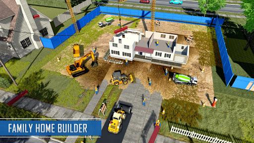 New Family House Builder Happy Family Simulator screenshot 3