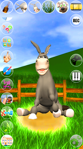 Говоря Дональд Donkey скриншот 6