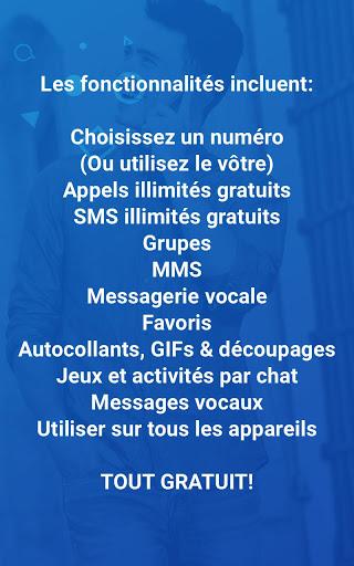 Nextplus SMS Gratuits   Appels screenshot 14