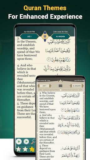 Quran Majeed – القران الكريم: Prayer Times & Athan screenshot 7