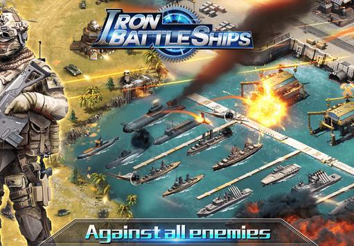 معارك الحديد:حرب المحيط الهادئ 5 تصوير الشاشة