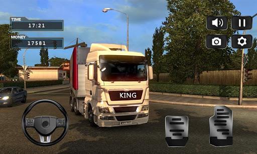Realistic Truck Simulator 2019 screenshot 4