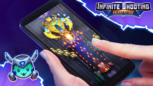Infinite Shooting: Galaxy War 6 تصوير الشاشة
