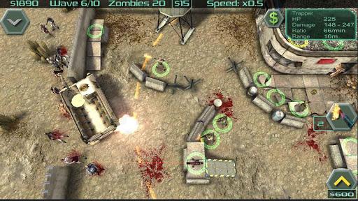 Zombie Defense 9 تصوير الشاشة