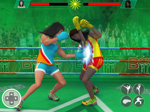 Real Punch Boxing Games: Kickboxing Super Star screenshot 11
