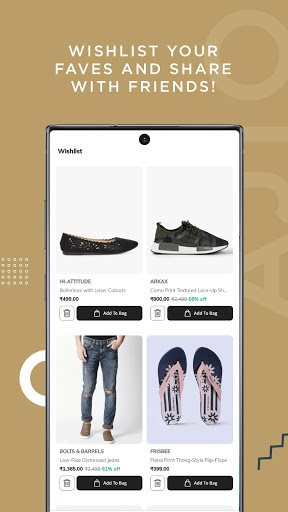 AJIO Online Shopping - Handpicked Curated Fashion 6 تصوير الشاشة