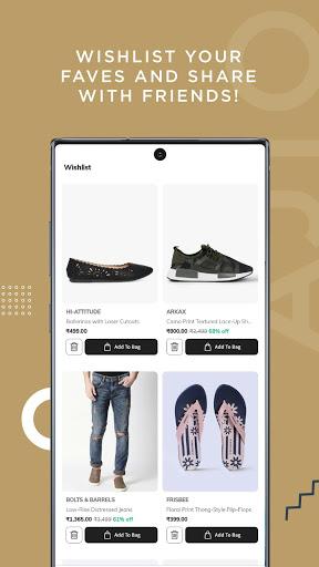 AJIO Online Shopping - Handpicked Curated Fashion screenshot 6