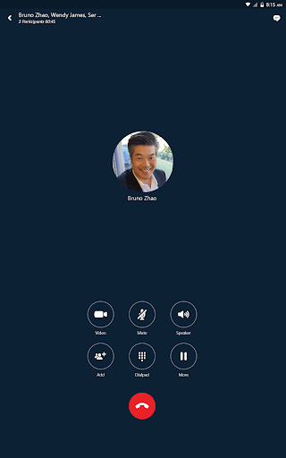 Skype for Business for Android screenshot 11