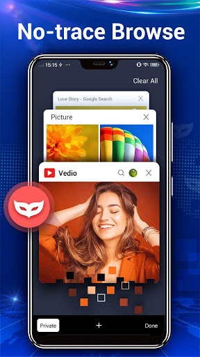Web Browser & Web Explorer screenshot 4