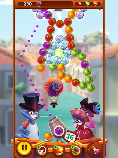 Bubble Island 2 - Pop Shooter & Puzzle Game 14 تصوير الشاشة