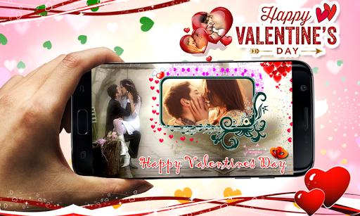 Valentine Photo Frames 2019 6 تصوير الشاشة