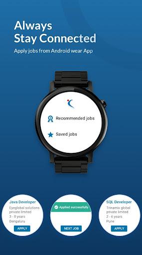 Naukri.com Job Search App: Search jobs on the go! 8 تصوير الشاشة