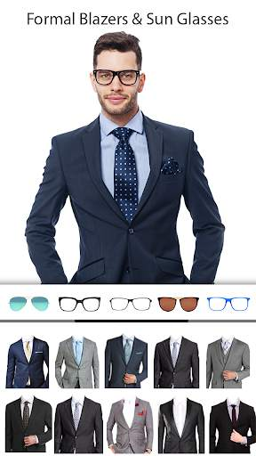 Man Photo Editor : Man Hair style ,mustache ,suit screenshot 6