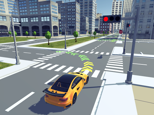 Driving School Simulator 2020 14 تصوير الشاشة