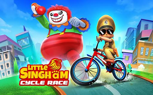 Little Singham Cycle Race screenshot 16