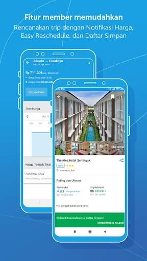 Traveloka: Booking Tiket, Hotel, Wisata & Kuliner screenshot 8