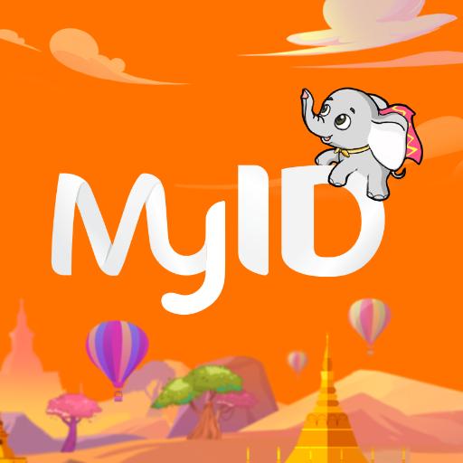 MyID – Your Digital Hub icon