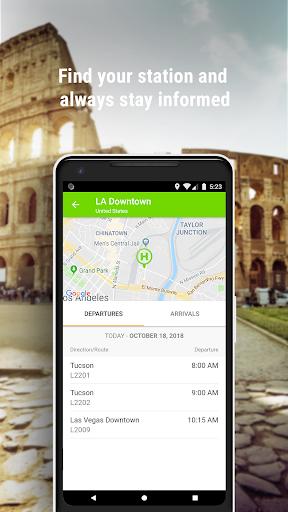 FlixBus - Smart bus travel screenshot 4