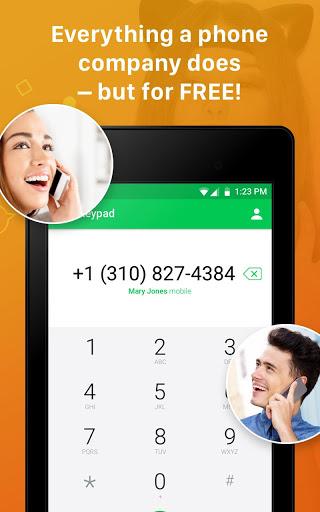 Nextplus Free SMS Text   Calls скриншот 10
