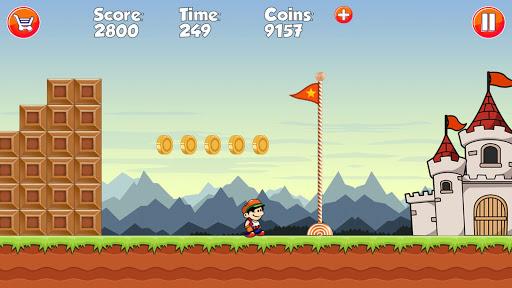 Nob's World - Super Adventure screenshot 8