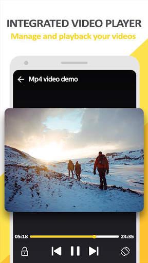 Mp4 Video Downloader - Video locker screenshot 6