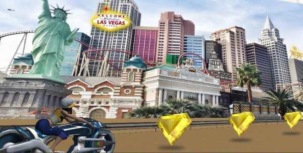 Desert Racer Runner screenshot 4