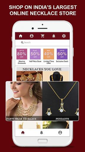 Necklace Set Online Shopping screenshot 1