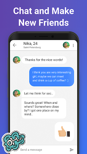 Topface - Dating Meeting Chat screenshot 4