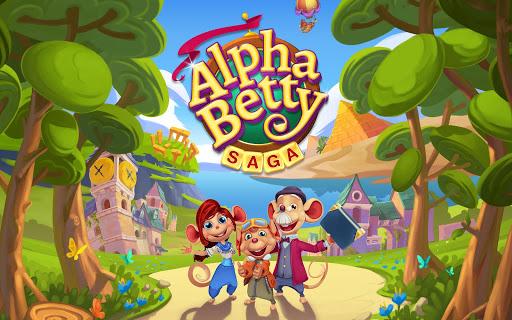 AlphaBetty Saga screenshot 17