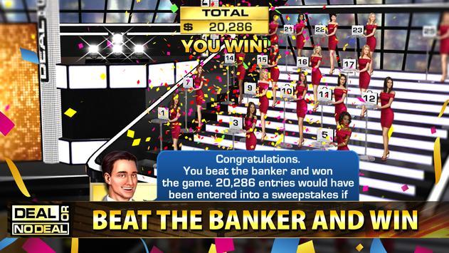 Deal or No Deal 5 تصوير الشاشة