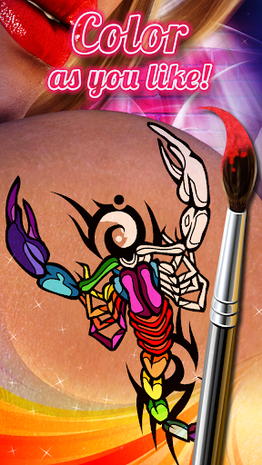 Tattoo drawing – tattoo my photo screenshot 6