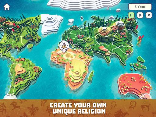 Religion inc. God Simulator & Sandbox World Create screenshot 7