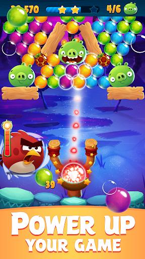 Angry Birds POP Bubble Shooter 4 تصوير الشاشة
