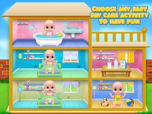 جليسة ألعاب الرعاية النهارية ورعاية الطفل واللباس 2 تصوير الشاشة