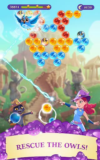 Bubble Witch 3 Saga 9 تصوير الشاشة