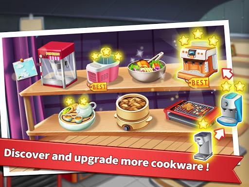 Rising Super Chef - Craze Restaurant Cooking Games 16 تصوير الشاشة