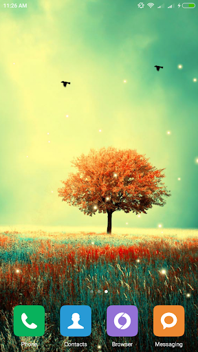 Awesome-Land Live wallpaper HD : Grow more trees screenshot 16