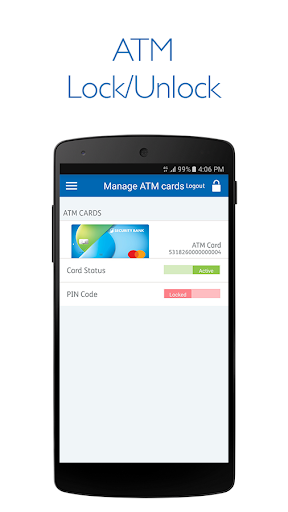 Security Bank Mobile App 8 تصوير الشاشة
